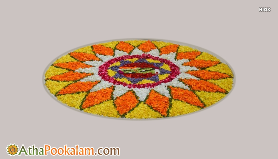 Athapookalam Pookalam Designs