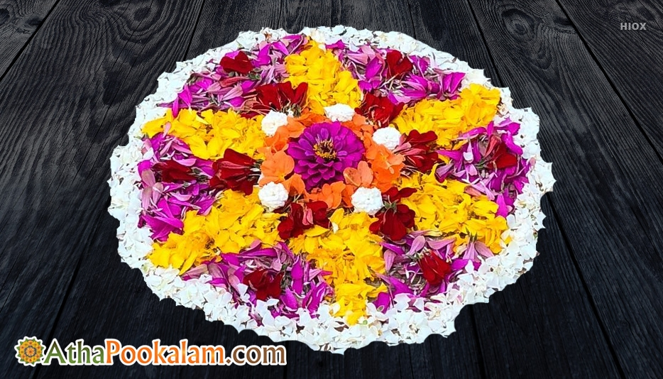 Athapookalam Flowers Pookalam Designs