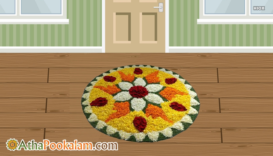 Simple Athapookalam