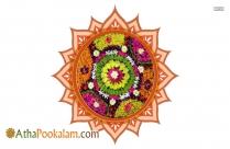 Athapookalam Pookalam Design